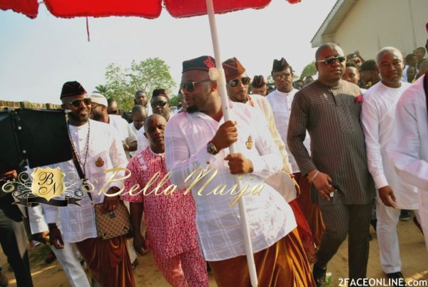 2Face Idibia & Annie Macaulay Traditional Wedding - BellaNaija - March 2013 - BellaNaija030