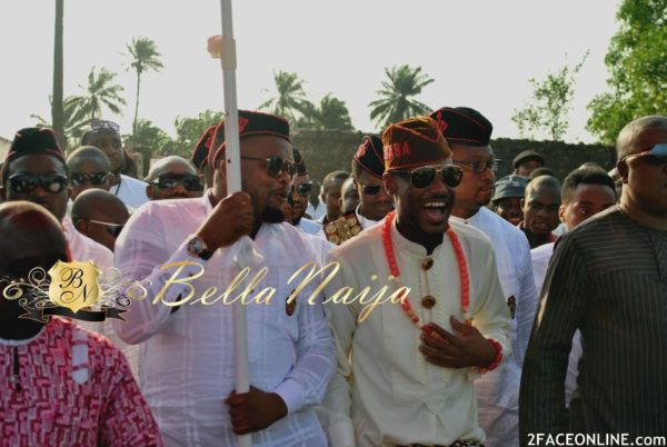 2Face Idibia & Annie Macaulay Traditional Wedding - BellaNaija - March 2013 - BellaNaija032