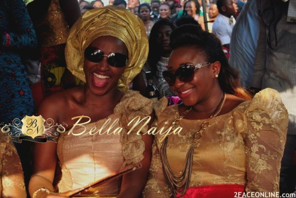 2Face Idibia & Annie Macaulay Traditional Wedding - BellaNaija - March 2013 - BellaNaija038