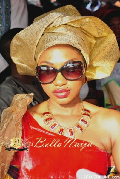 2Face Idibia & Annie Macaulay Traditional Wedding - BellaNaija - March 2013 - BellaNaija046
