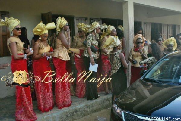 2Face Idibia & Annie Macaulay Traditional Wedding - BellaNaija - March 2013 - BellaNaija066