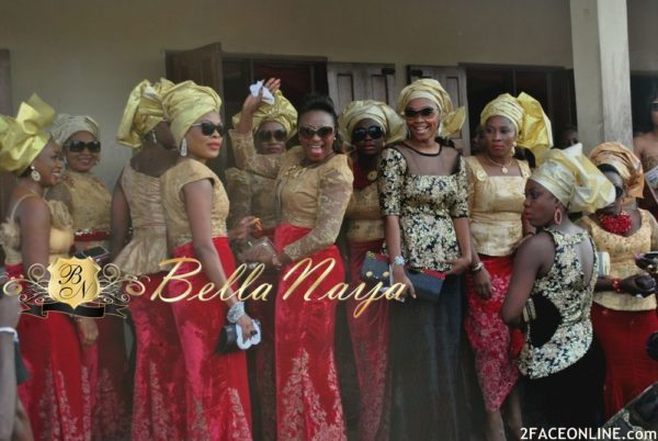 2Face Idibia & Annie Macaulay Traditional Wedding - BellaNaija - March 2013 - BellaNaija068