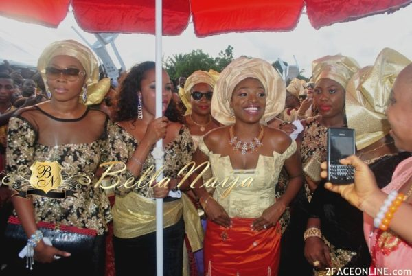 2Face Idibia & Annie Macaulay Traditional Wedding - BellaNaija - March 2013 - BellaNaija080