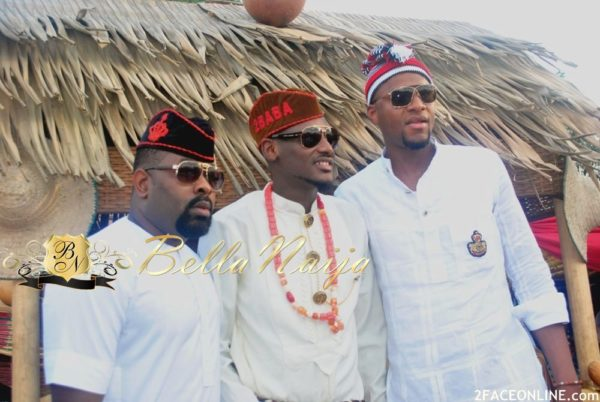 2Face Idibia & Annie Macaulay Traditional Wedding - BellaNaija - March 2013 - BellaNaija096