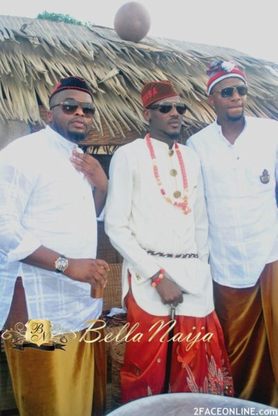 2Face Idibia & Annie Macaulay Traditional Wedding - BellaNaija - March 2013 - BellaNaija097