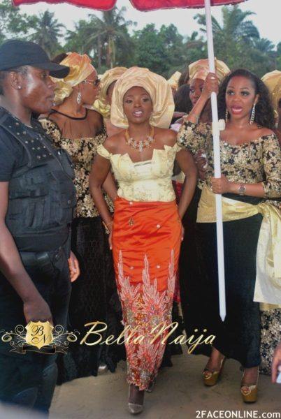 2Face Idibia & Annie Macaulay Traditional Wedding - BellaNaija - March 2013 - BellaNaija110