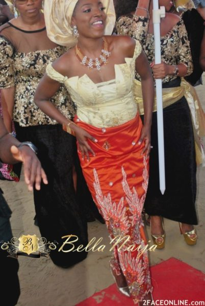 2Face Idibia & Annie Macaulay Traditional Wedding - BellaNaija - March 2013 - BellaNaija111