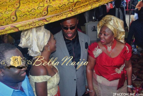 2Face Idibia & Annie Macaulay Traditional Wedding - BellaNaija - March 2013 - BellaNaija117
