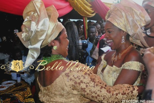 2Face Idibia & Annie Macaulay Traditional Wedding - BellaNaija - March 2013 - BellaNaija119