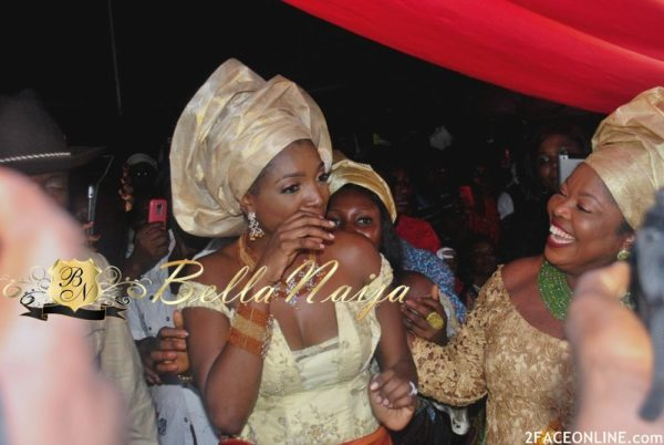 2Face Idibia & Annie Macaulay Traditional Wedding - BellaNaija - March 2013 - BellaNaija122
