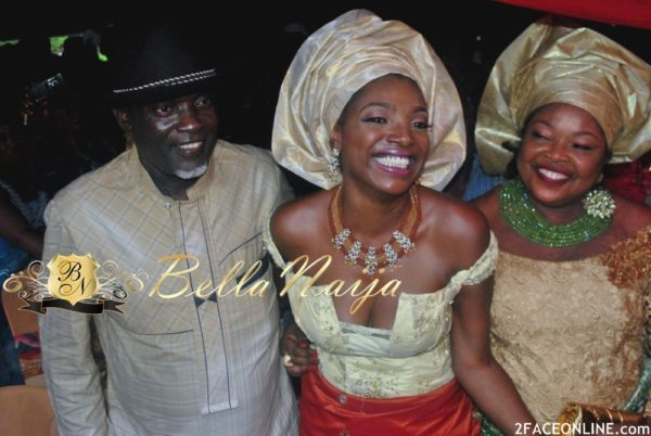 2Face Idibia & Annie Macaulay Traditional Wedding - BellaNaija - March 2013 - BellaNaija124
