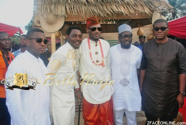 2Face Idibia & Annie Macaulay Traditional Wedding - BellaNaija - March 2013 - BellaNaija135