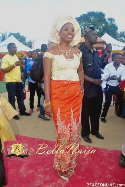 2Face Idibia & Annie Macaulay Traditional Wedding - BellaNaija - March 2013 - BellaNaija137