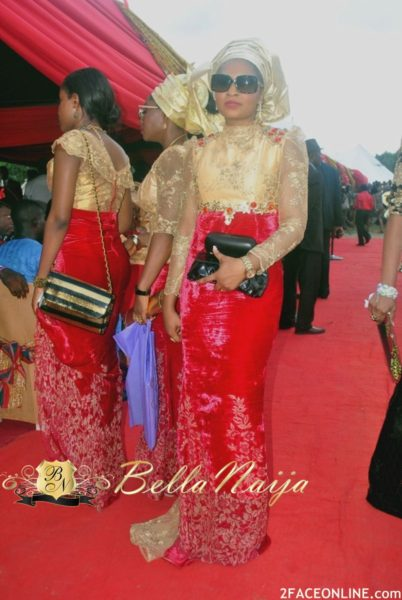 2Face Idibia & Annie Macaulay Traditional Wedding - BellaNaija - March 2013 - BellaNaija139