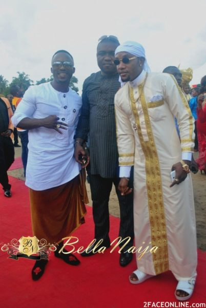 2Face Idibia & Annie Macaulay Traditional Wedding - BellaNaija - March 2013 - BellaNaija142