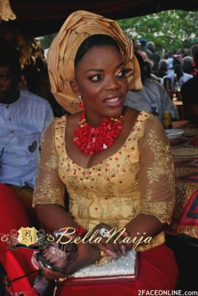 2Face Idibia & Annie Macaulay Traditional Wedding - BellaNaija - March 2013 - BellaNaija144