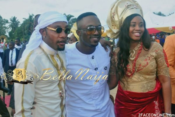 2Face Idibia & Annie Macaulay Traditional Wedding - BellaNaija - March 2013 - BellaNaija145
