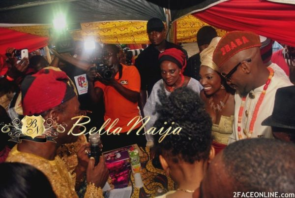 2Face Idibia & Annie Macaulay Traditional Wedding - BellaNaija - March 2013 - BellaNaija160