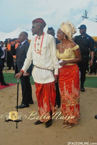 2Face Idibia & Annie Macaulay Traditional Wedding - BellaNaija - March 2013 - BellaNaija165