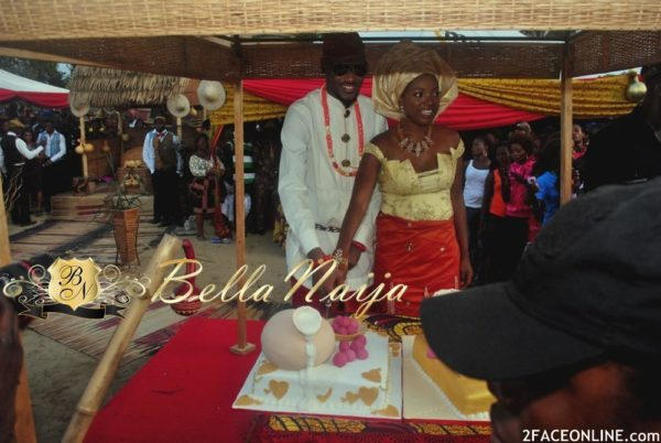 2Face Idibia & Annie Macaulay Traditional Wedding - BellaNaija - March 2013 - BellaNaija168