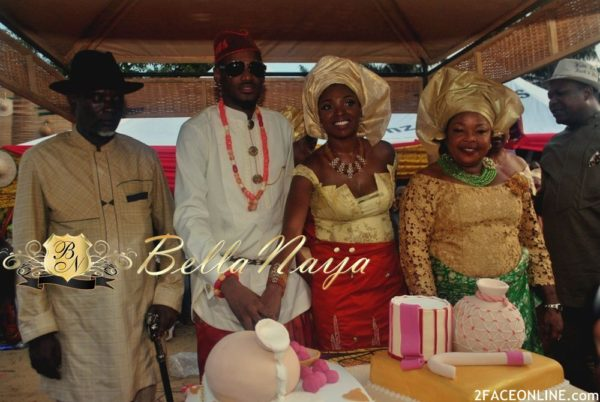 2Face Idibia & Annie Macaulay Traditional Wedding - BellaNaija - March 2013 - BellaNaija175