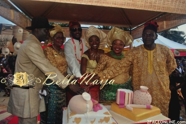 2Face Idibia & Annie Macaulay Traditional Wedding - BellaNaija - March 2013 - BellaNaija177