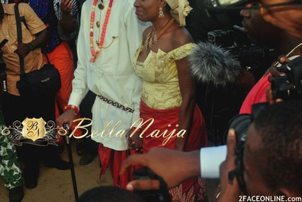 2Face Idibia & Annie Macaulay Traditional Wedding - BellaNaija - March 2013 - BellaNaija179