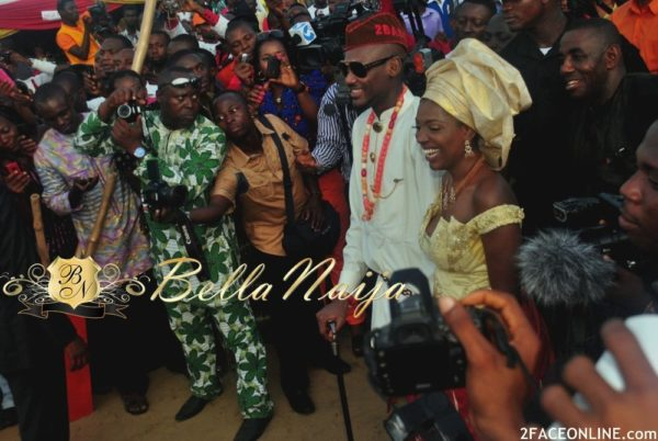 2Face Idibia & Annie Macaulay Traditional Wedding - BellaNaija - March 2013 - BellaNaija181