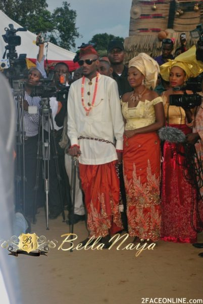 2Face Idibia & Annie Macaulay Traditional Wedding - BellaNaija - March 2013 - BellaNaija192