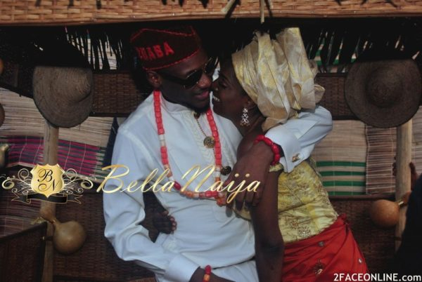 2Face Idibia & Annie Macaulay Traditional Wedding - BellaNaija - March 2013 - BellaNaija210