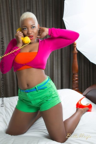 5 Crucial Colours Of Spring by Liam Fashion Agency - March 2013 - BellaNaija004