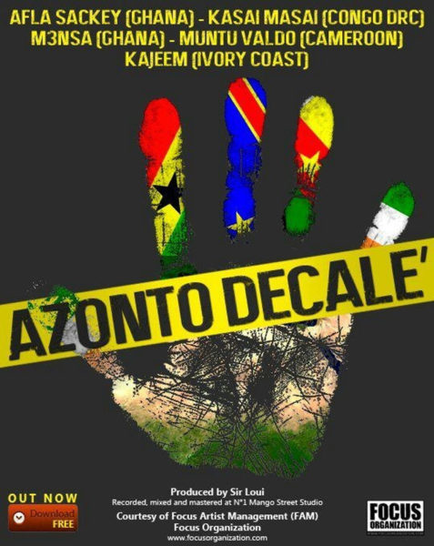 Azonto Decale