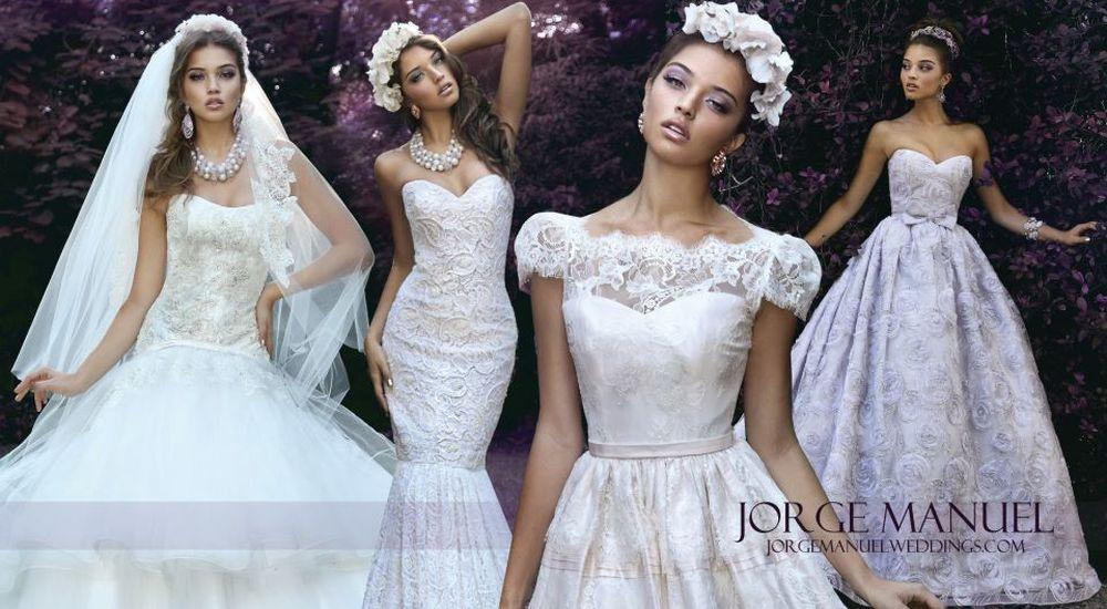 Bn Bridal Jorge Manuel Reverie Collection For 2013 Bellanaija