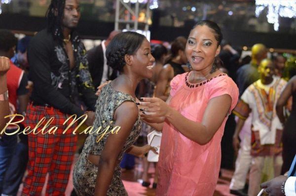 BN Exclusive_ Africa Magic Viewers' Choice Awards After Party in Lagos - BN  - March 2013 - BellaNaija005