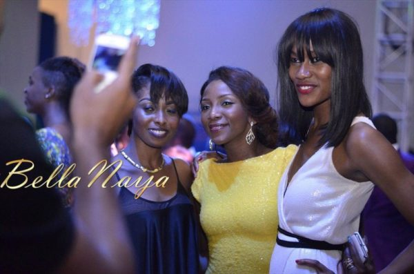 BN Exclusive_ Africa Magic Viewers' Choice Awards After Party in Lagos - BN  - March 2013 - BellaNaija007