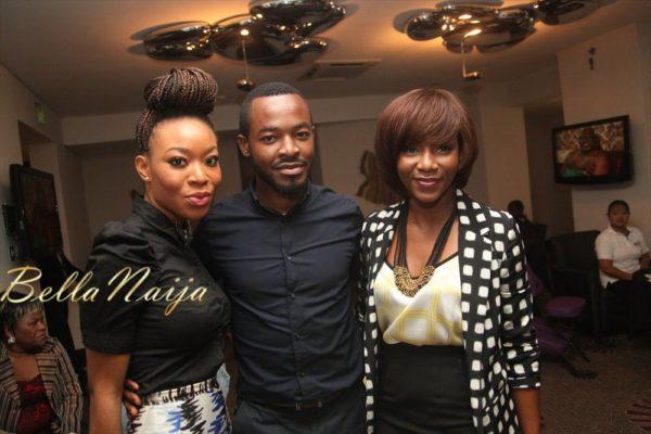 Ugonna Omeruo, OC Ukeje & Genevieve Nnaji