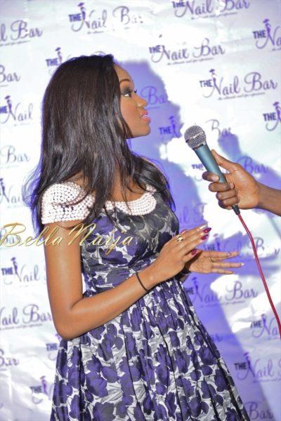 Ameera Abraham (Creative Director, The Nail Bar Abuja)