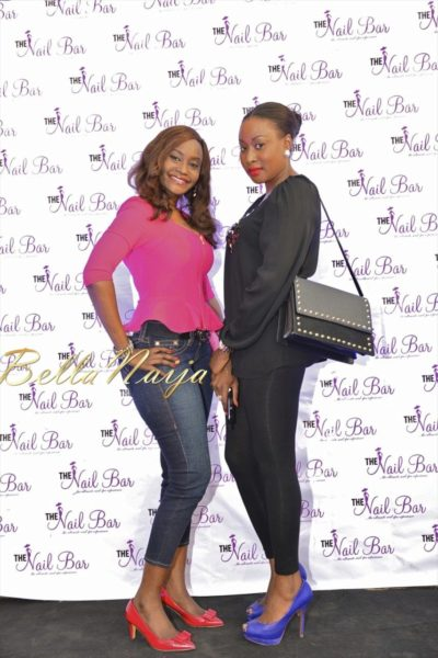 BN Exclusive_ Nail Bar Abuja Launch - February 2013 - BellaNaija010