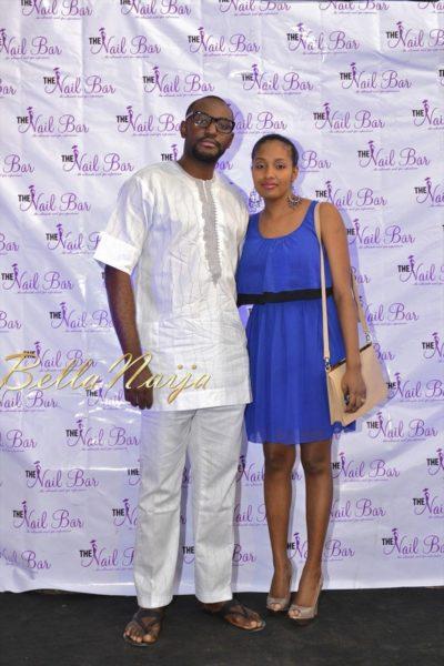 BN Exclusive_ Nail Bar Abuja Launch - February 2013 - BellaNaija011