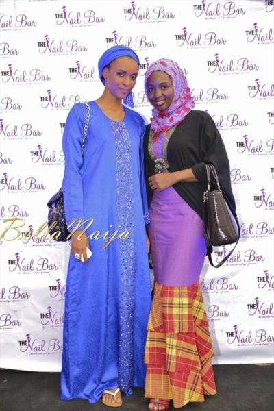BN Exclusive_ Nail Bar Abuja Launch - February 2013 - BellaNaija012