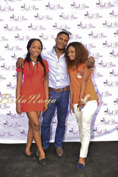 BN Exclusive_ Nail Bar Abuja Launch - February 2013 - BellaNaija013
