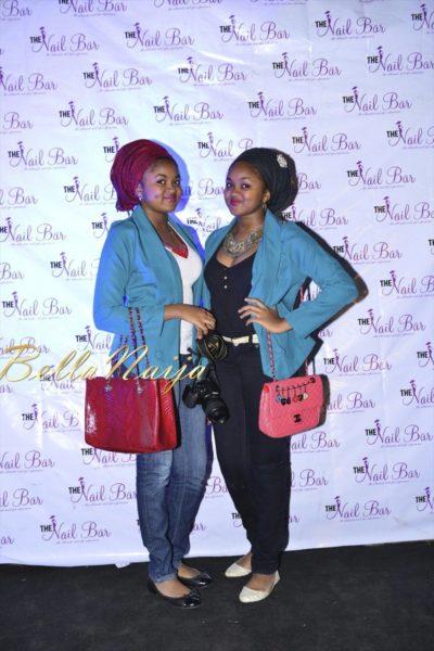 BN Exclusive_ Nail Bar Abuja Launch - February 2013 - BellaNaija014