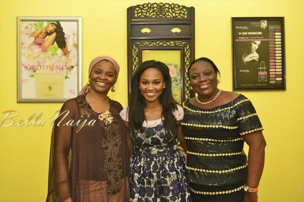 BN Exclusive_ Nail Bar Abuja Launch - February 2013 - BellaNaija021