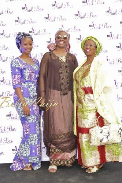 Halima, Mrs Abraham & Mrs Umar