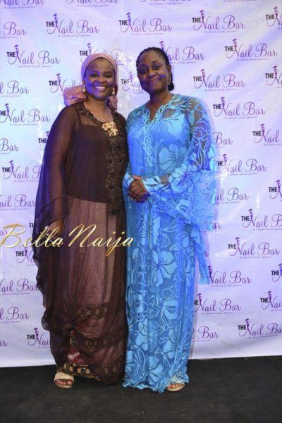 Mrs Abraham & Hajiyah Nura Batagarawa