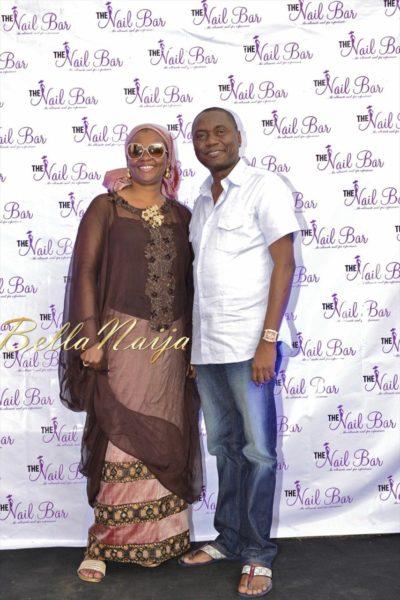 Mrs Abraham & Thomas Etuh