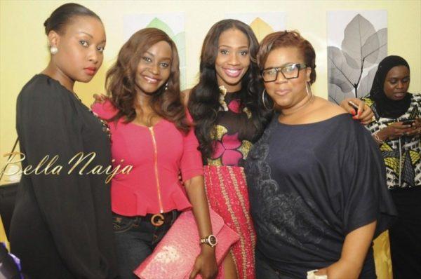 BN Exclusive_ Nail Bar Abuja Launch - February 2013 - BellaNaija039
