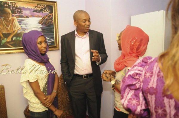 BN Exclusive_ Nail Bar Abuja Launch - February 2013 - BellaNaija040