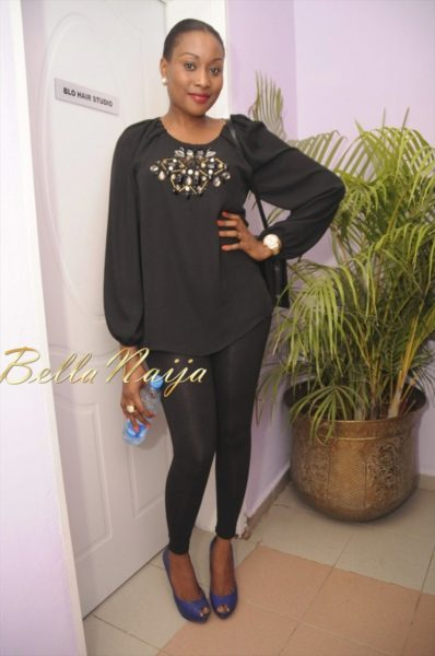 BN Exclusive_ Nail Bar Abuja Launch - February 2013 - BellaNaija041