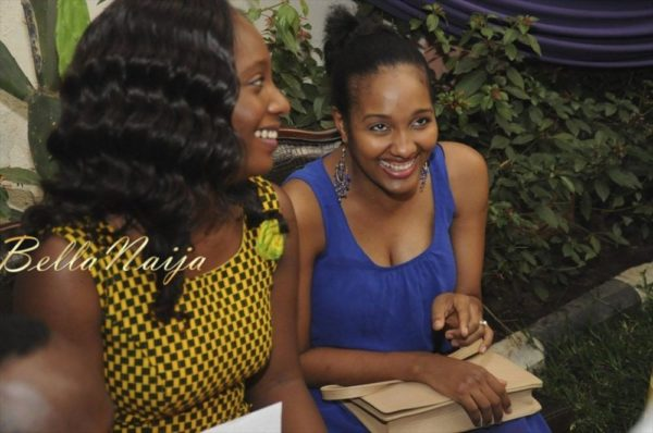 BN Exclusive_ Nail Bar Abuja Launch - February 2013 - BellaNaija045